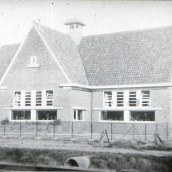 Scholen in Ede. - school Zwartelaantje