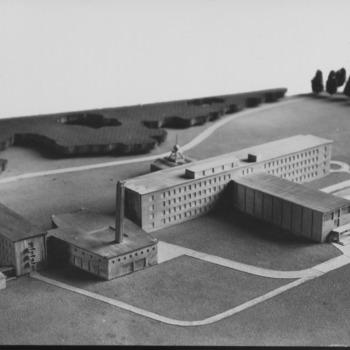 Bennekom - Maquette Streekziekenhuis
