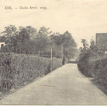 Bergstraat (eerder Oude Arnhemseweg)