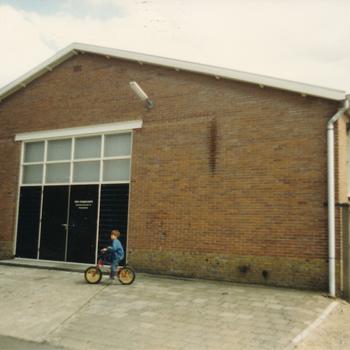 Kerk van Ds. G.M. van Dieren in Ede