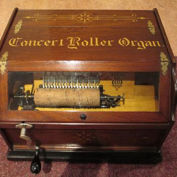 Concert Roller Organ