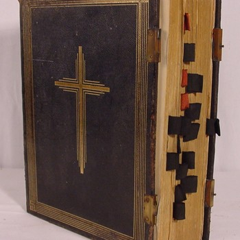 Altaarmissaal 'Missale Romanum' van de R.K. Martinusparochie te Wehl, Mechelen 1943