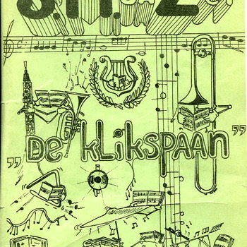 Verenigingskranten van de Stedelijke Muziekvereniging Zevenaar 1980-1985