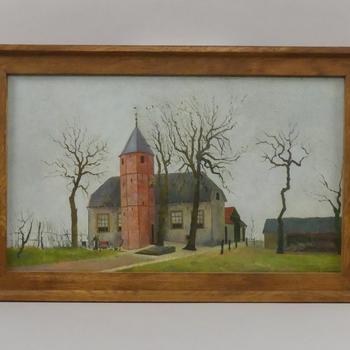 De Magerhorst bij Duiven