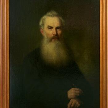 Portret van C.H. van Amerom (1804-1874)