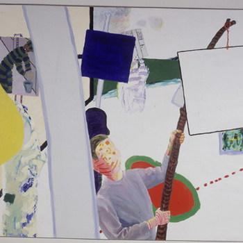 De Schilderijenoptocht van 1978  te Machelen aan de Leie