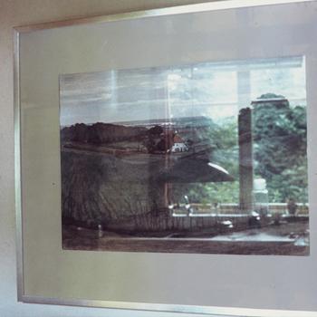 Piet Mondriaan (1904) and my reflection (1974)