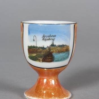 "Eierdopje ""Arnhem Rijnbrug"""