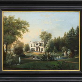 Huis Bronbeek te Arnhem