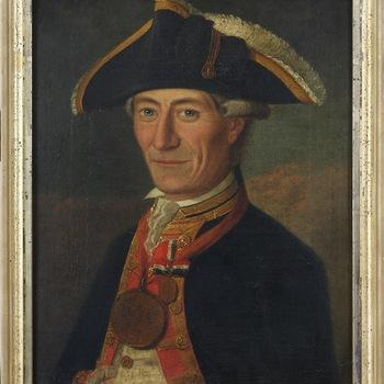 Portret van Evert Christiaan Staring