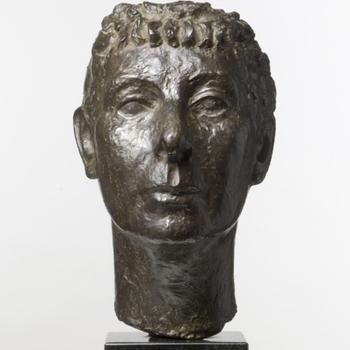 Portret van Jeanne van Hall