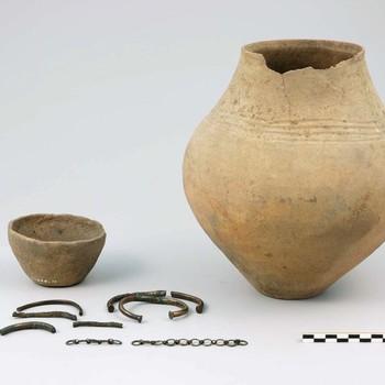 Grafinventaris uit de late Bronstijd, van het Kops Plateau