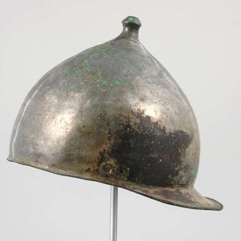 Bronzen infanteriehelm uit de Romeinse tijd