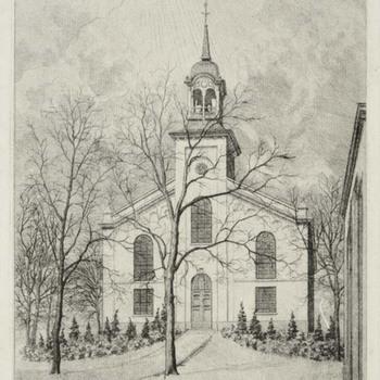 Kapel van de weesinrichting te Neerbosch