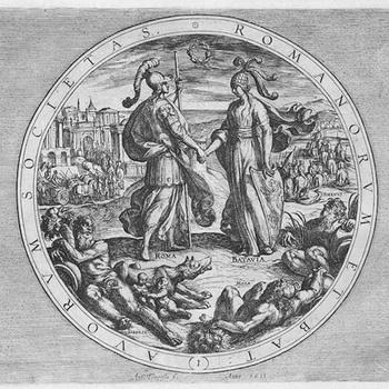 De strijd van Bataven en Romeinen in 69 na Chr