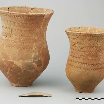 Grafinventaris uit de prehistorie, gevonden in Ermelo