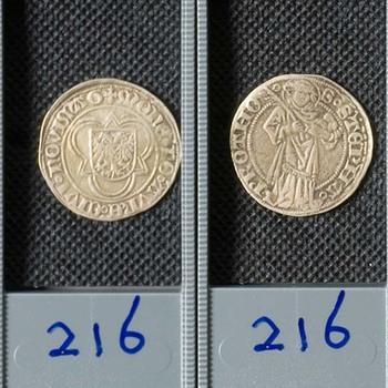 Knapkoek of halve goudgulden van Nijmegen