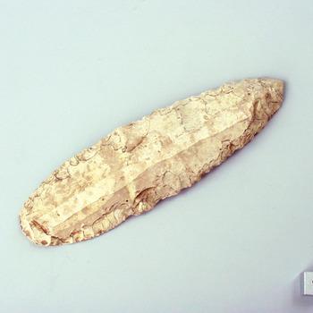 Vuurstenen mes uit het late Neolithicum