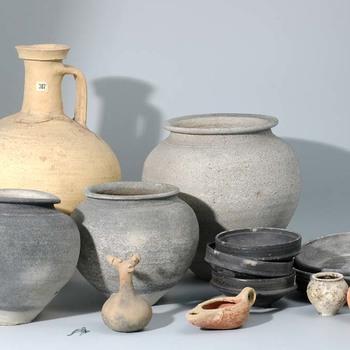 Grafinventaris uit de Romeinse tijd, van het terrein van het voormalige Canisiuscollege