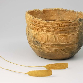 Grafinventaris uit de prehistorie, uit Ede-Bennekom