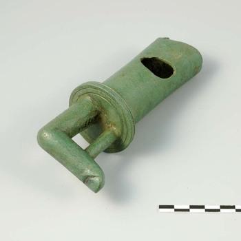 Kraan van brons, uit de Romeinse tijd