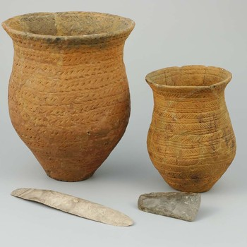 Grafinventaris uit de prehistorie, gevonden in Doorwerth