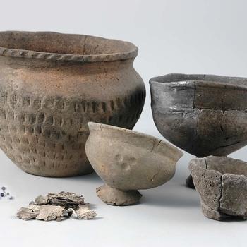 Grafinventaris uit de Romeinse tijd, uit Wehl
