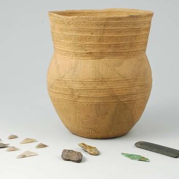 Grafinventaris uit de prehistorie, gevonden in Lunteren