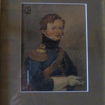 portret van J.Walland. (Zie Opm. )