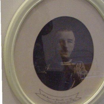 portret van majoor Van den Haersolte