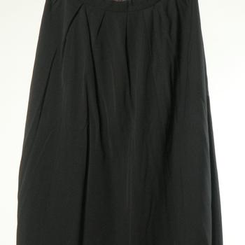 Zwarte, wollen rok