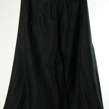 Geweven, zwarte rok