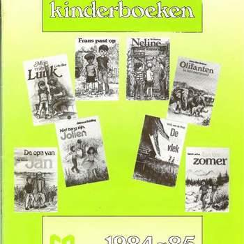 Catalogus van kinderboeken van Uitgeverij G.F. Callenbach, 1984