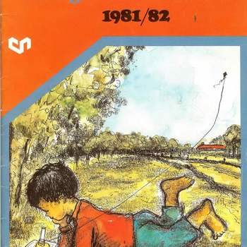 Catalogus van kinderboeken van Uitgeverij G.F. Callenbach, 1981
