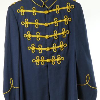 Uniform van de Nijkerkse Rijvereniging De Neuderuiters