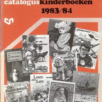 Catalogus van kinderboeken van Uitgeverij G.F. Callenbach, 1983