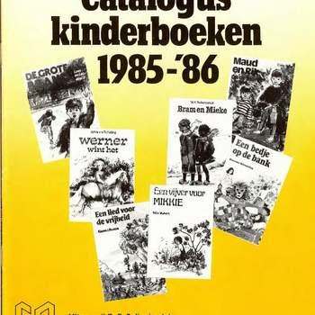 Catalogus van kinderboeken van Uitgeverij G.F. Callenbach, 1985