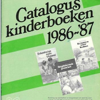Catalogus van kinderboeken van Uitgeverij G.F. Callenbach, 1986
