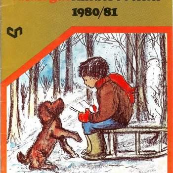Catalogus van kinderboeken van Uitgeverij G.F. Callenbach, 1980