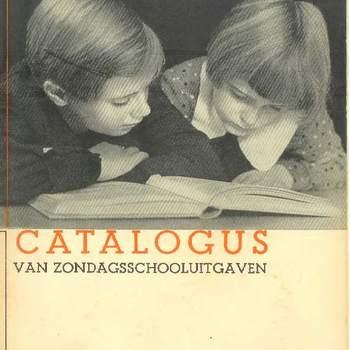 Catalogus van Zondagsschooluitgaven van Uitgeverij G.F. Callenbach, 1935