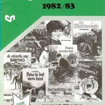 Catalogus van kinderboeken van Uitgeverij G.F. Callenbach, 1982