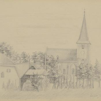 Oude Kerk in Ermelo