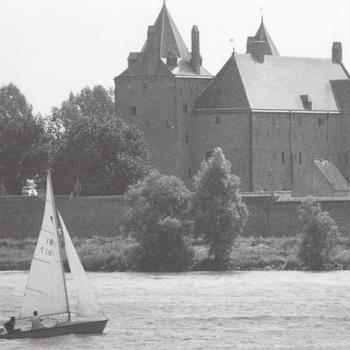 Exterieur fort, foto, 20e eeuw