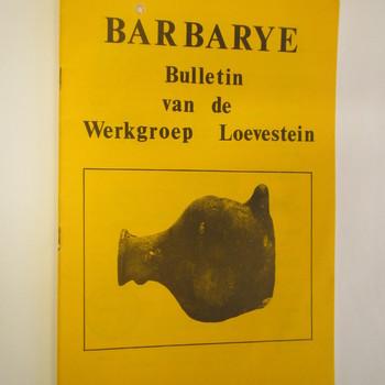 Barbarye