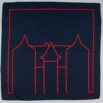 Shawl, textiel, 20ste eeuw