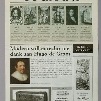 Krant, papier, 2004
