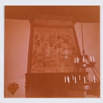 Interieur slot, foto