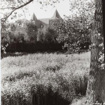 Exterieur fort, foto, ca. 1960