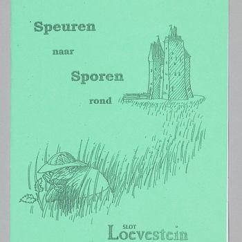 Speuren naar sporen rond Slot Loevestein