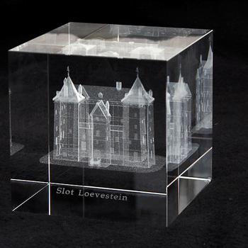 Kunstobject, kristal, 21ste eeuw